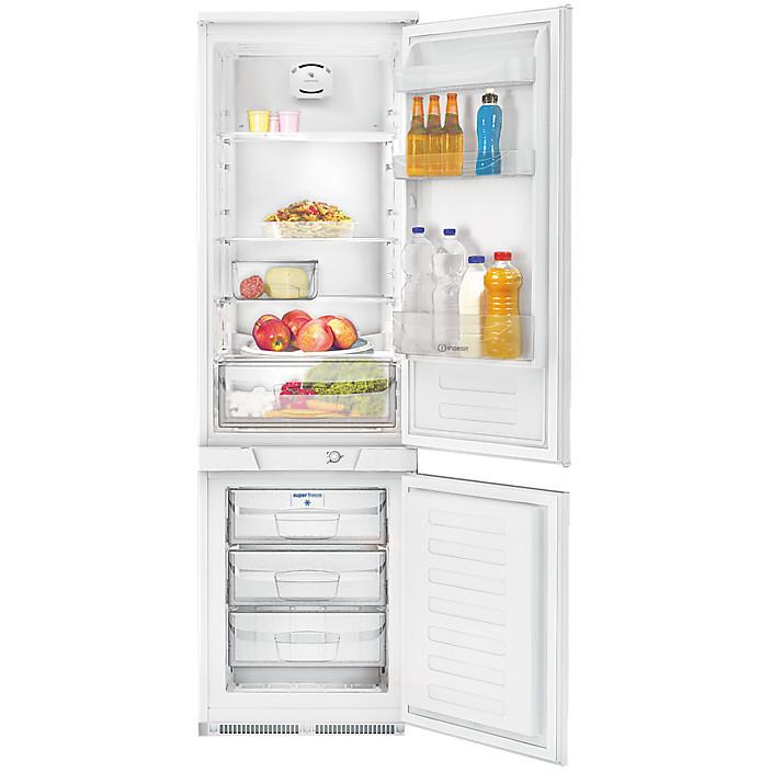in cb 31 aa v indesit frigorifero combinato da incasso classe a+ 254 litri
