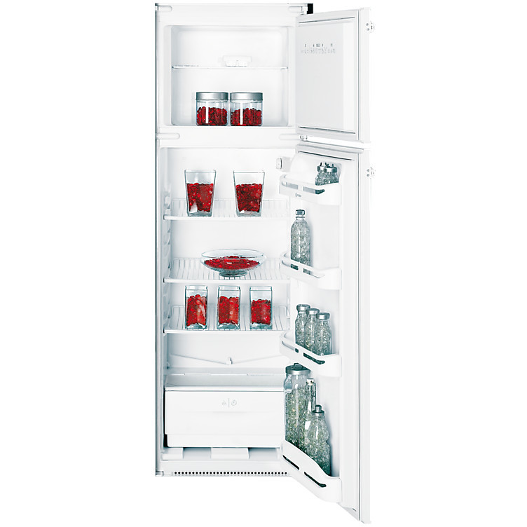 ind-2912d indesit frigorifero da incasso 260 lt classe a+ - Frigo ...