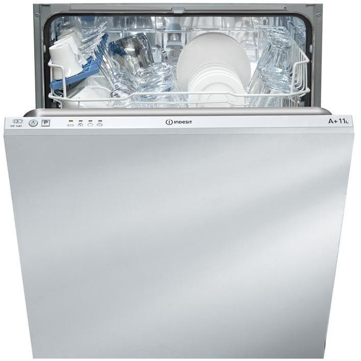 Indesit DIF 14B1 A EU lavastoviglie a scomparsa totale 13 coperti 4 programmi classe A+