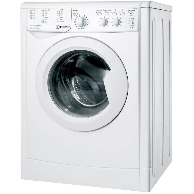 Indesit IWC 71051 C ECO EU lavatrice carica frontale 7 Kg 1000 giri classe A+ colore bianco