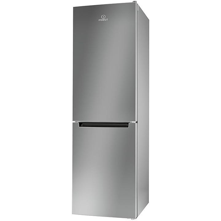 Indesit LI 80 FF2 S B frigorifero combinato classe A++ 305 litri inox