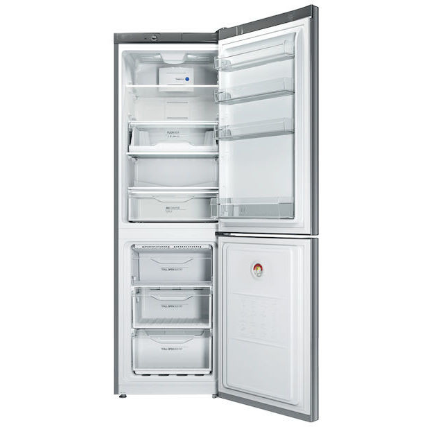 Indesit LI80 FF1 X frigorifero combinato classe A+ 301 litri inox