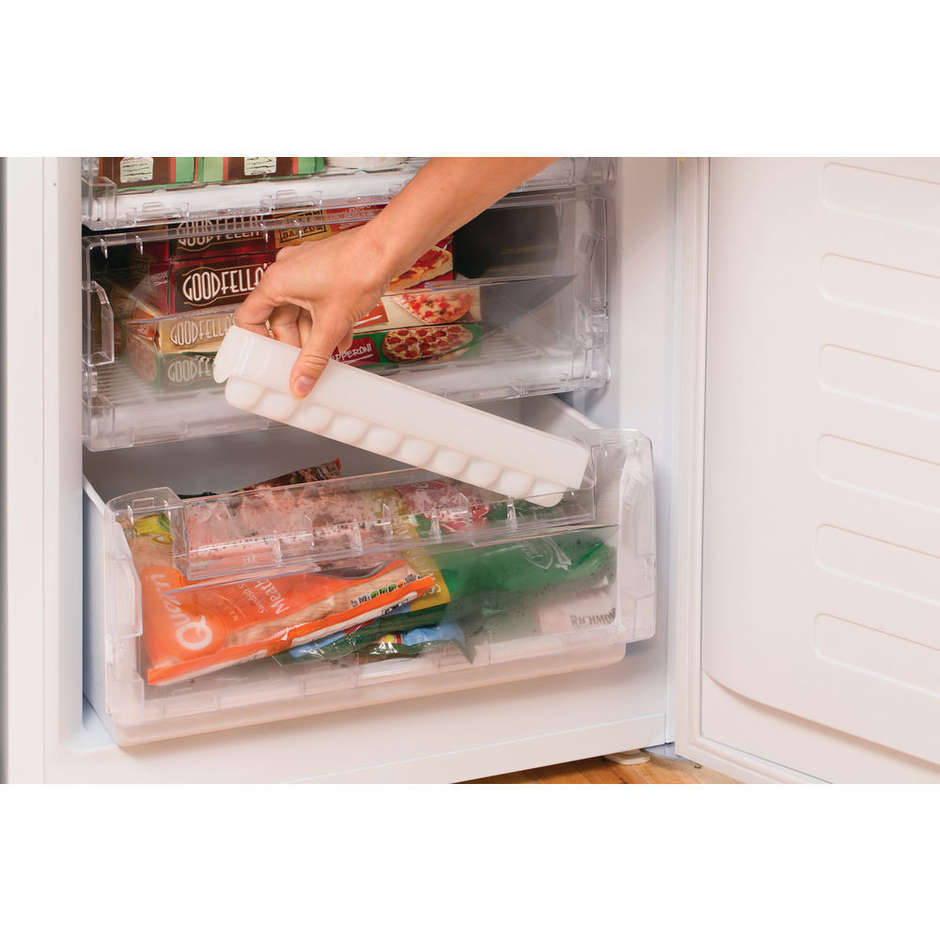 Indesit NCAA 55 frigorifero combinato 206 litri classe A+ statico bianco