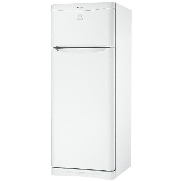 Indesit TEAA 5 frigorifero doppia porta 414 litri classe A+ ventilato bianco