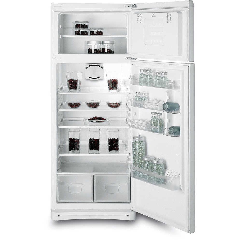Indesit teaa 5 frigorifero doppia porta 414 litri classe - Frigoriferi doppia porta classe a ...