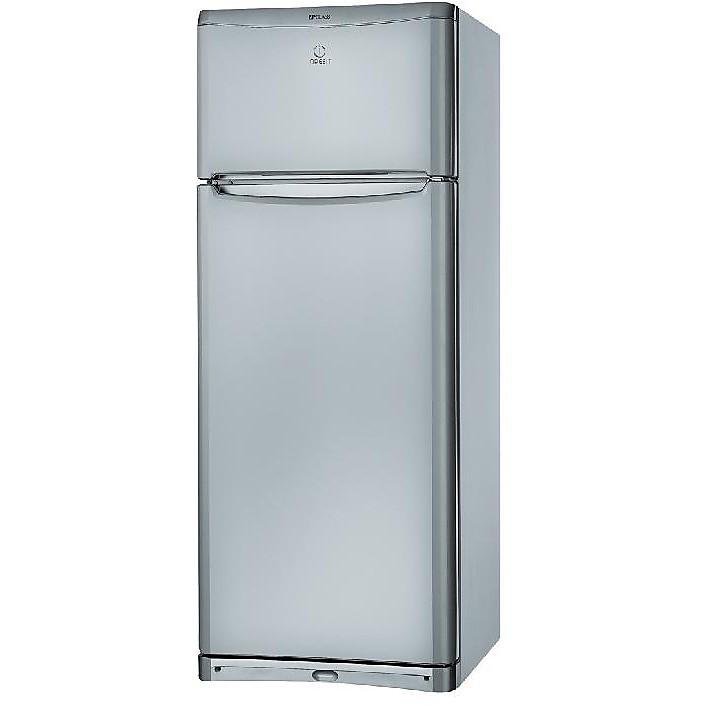Indesit TEAAN 5 S frigorifero doppia porta 414 litri classe A+ ventilato argento