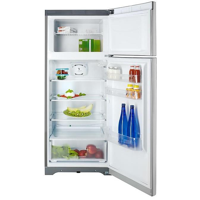 Indesit tiaa 10 v si frigorifero doppia porta 251 litri - Frigorifero doppia porta prezzi ...