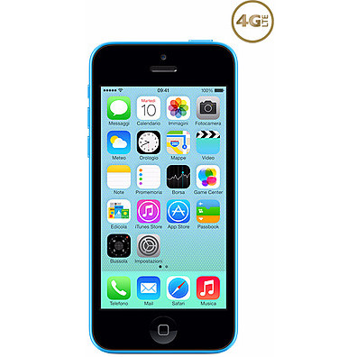 APPLE iphone 5c 16gb blue tim apple smartphone apple