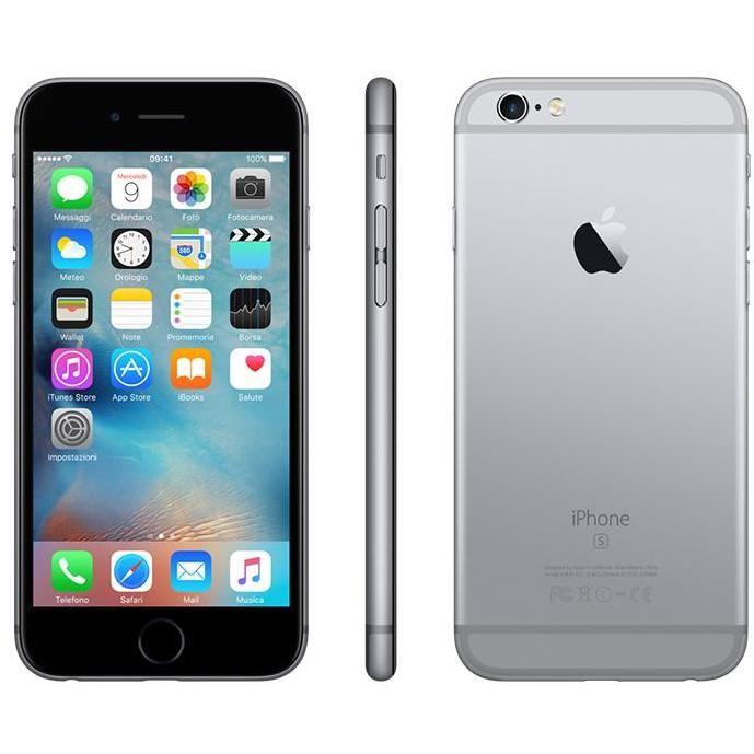 iphone 6s tim 16gb space grey smartphone apple