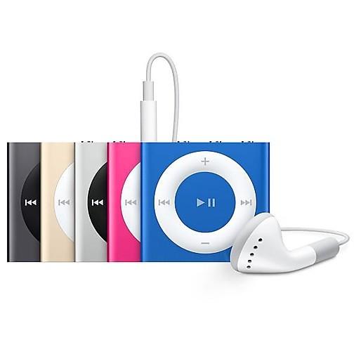 ipod shuffle 2gb white   silver