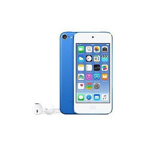 ipod touch 64gb blue MKHE2BT/A