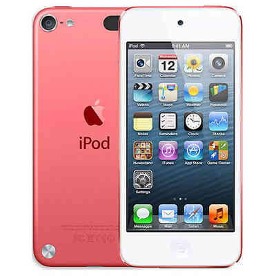 APPLE ipod touch 64gb rosa mc904bt/a