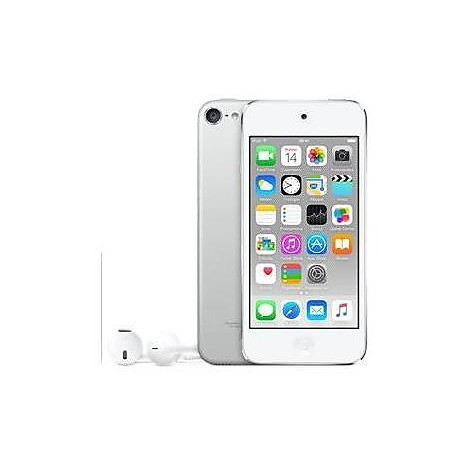 ipod touch 64gb white silver