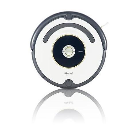 iRobot Roomba 616 aspirapolvere robot senza sacco con sensori colore nero e argento