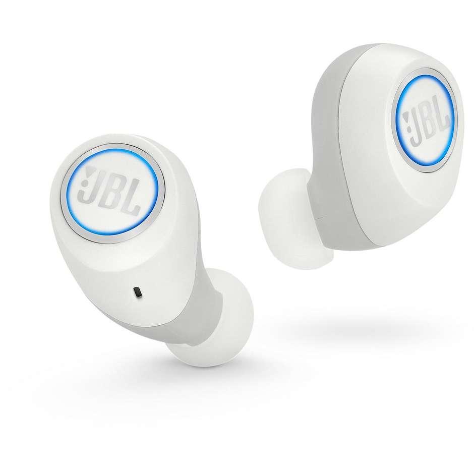 JBL FREE auricolari Bluetooth con microfono colore bianco