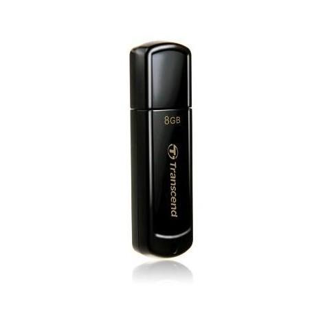 jetflash 8gb  usb2.0 pen drive nero