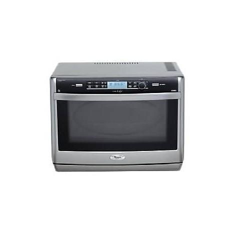 jt-369/sl whirlpool forno microonde 31lt c/grill colore silver ...