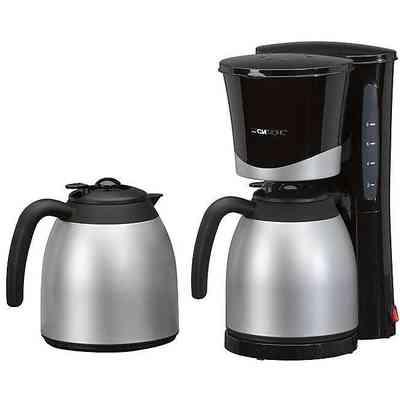 CLATRONIC ka-3328 clatronic macchina per caffe' 8-10 tazze
