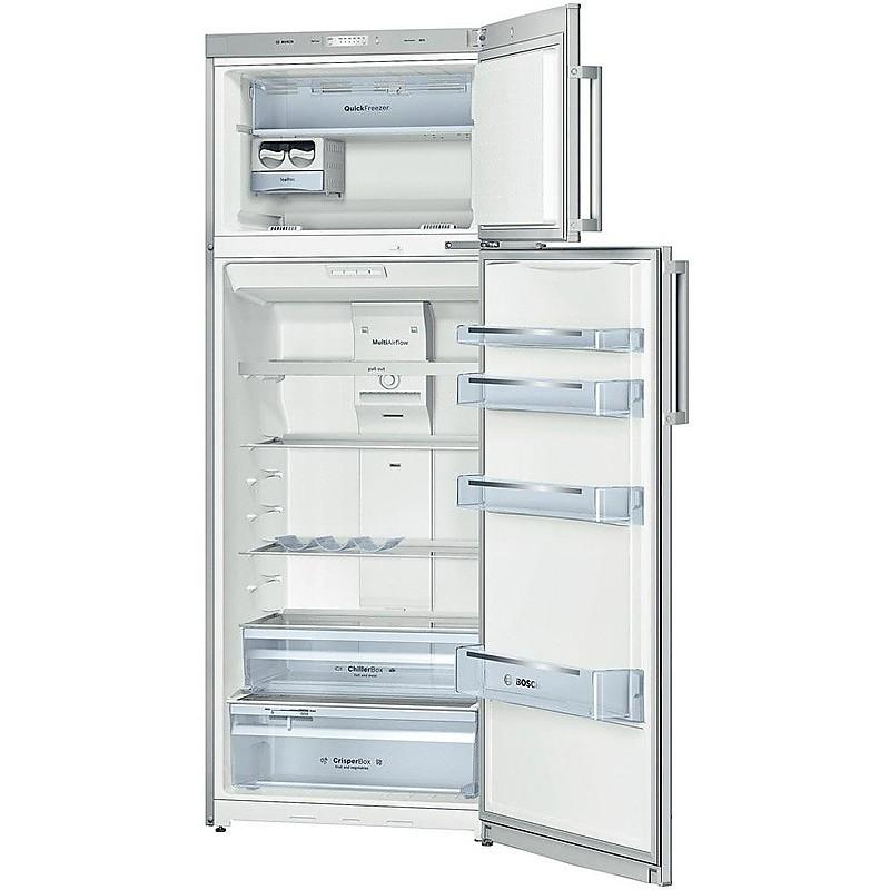 kdn-46vl20 bosch frigorifero classe a+ 375 litri no frost doppia porta inox