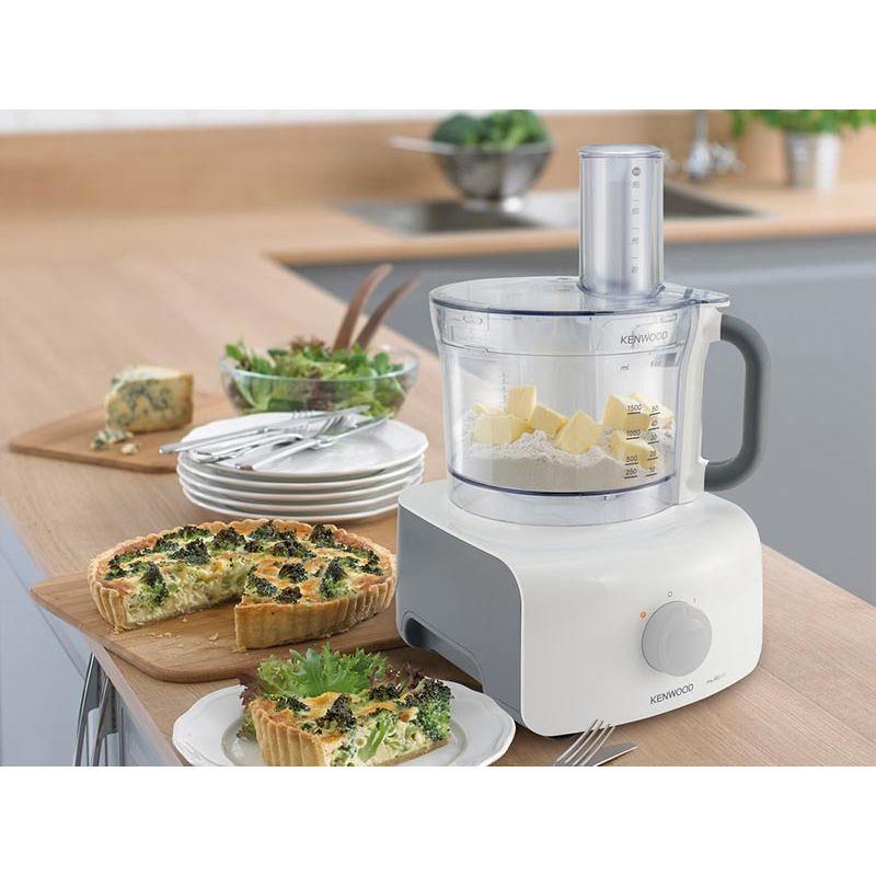 Kenwood FDP645WH Multipro Home robot da cucina 1000 Watt 3 litri 2 ...