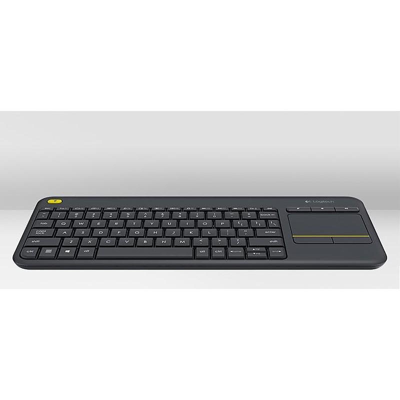 keyboard wireless k400 plus nera