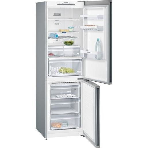 kg-36nvi45 siemens frigorifero classe a+++ 324 litri 60 cm no frost inox