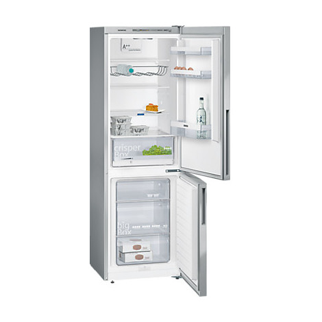 kg-36vvi32s siemens frigorifero classe a++ 307 litri 60 cm statico vent inox
