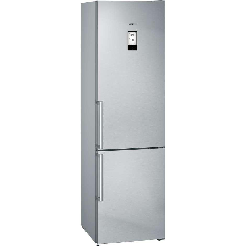 kg-39nai45 siemens frigorifero doppia porta h203 nf inox a+++ displ manigli