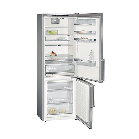kg-49ebi40 siemens frigorifero classe a+++ 413 litri 70 cm statico vent inox