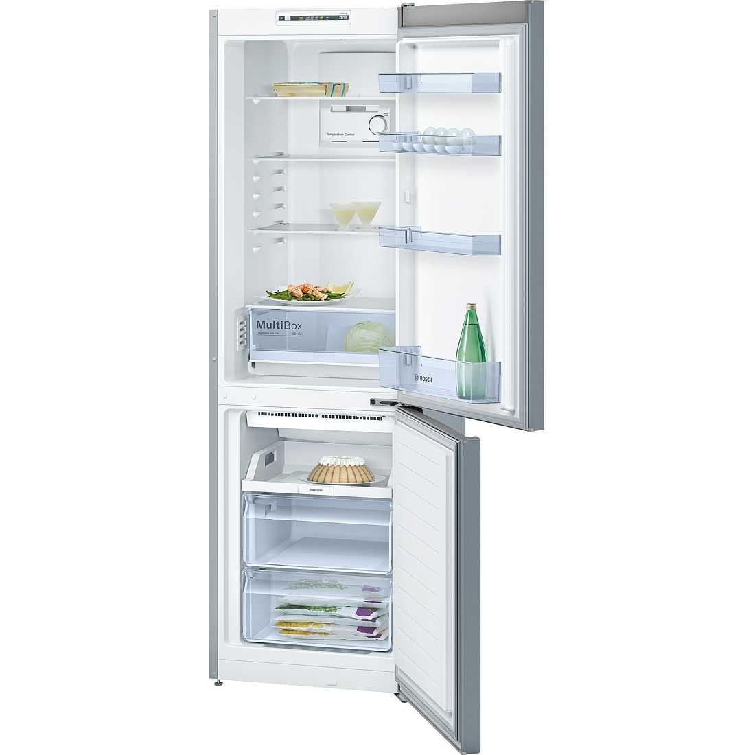 KGN36NL30 Bosch frigorifero combinato classe A++ 302 litri NoFrost ...