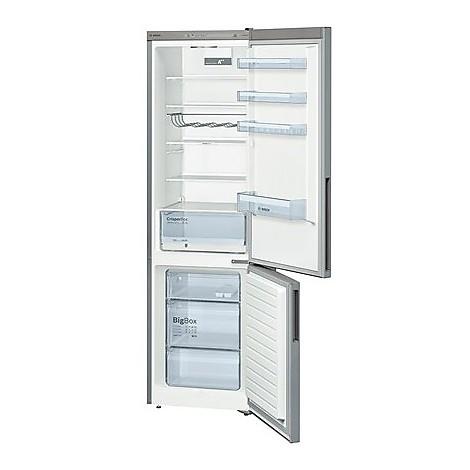 kgv-39vl31s bosch frigorifero classe a++ 342 litri 60 cm statico vent inox