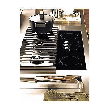 Khmf 9010/i Kitchenaid Piano Cottura Da 90 Cm 3 Fuochi A Gas +