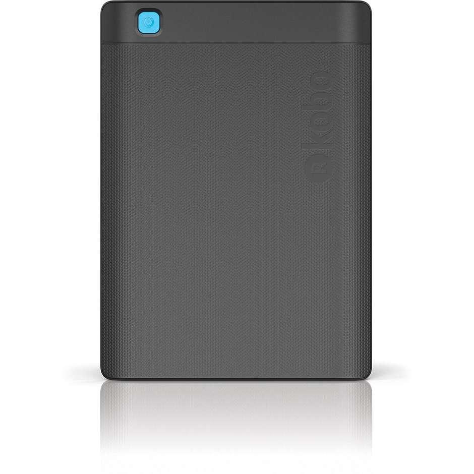 "Kobo N236-KU-BK Aura E-book 6"" memoria 4 GB Wifi colore Nero"