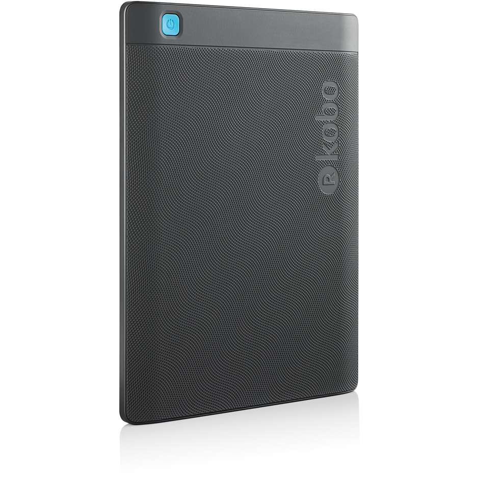 "Kobo N867-KU-BK Aura H2O Edition 2 E-book 6,8"" memoria 8 GB wifi colore Nero"