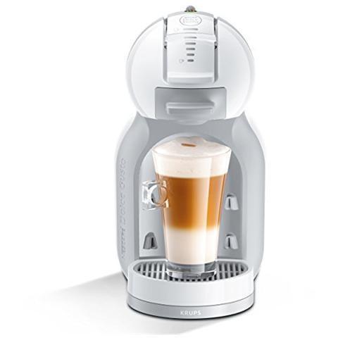 Krups KP1201 Mini Me macchina del caffè a capsule potenza 1500 Watt colore bianco