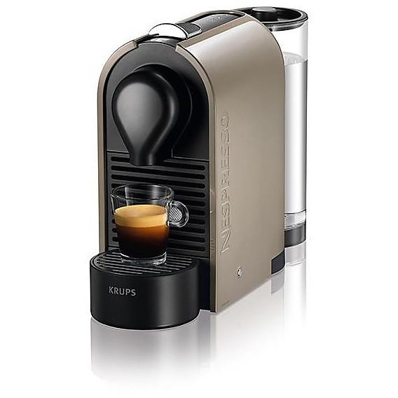 krups macchina caffè u taupe grey