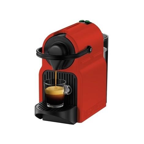 Krups XN1005 Inissia macchina del caffè 19 bar 0,8 litri colore rosso