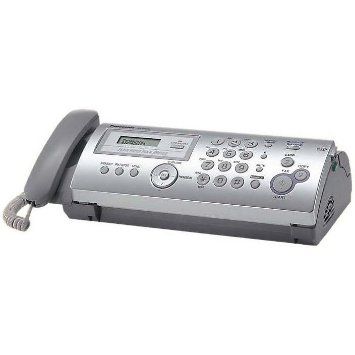 kx-fp205jts panasonic fax carta comune