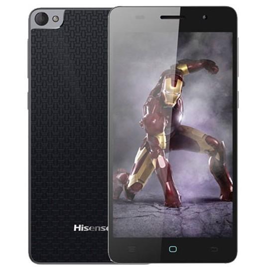 l-695 hisense smartphone dual core black 4g 8core 2/16gb 13m