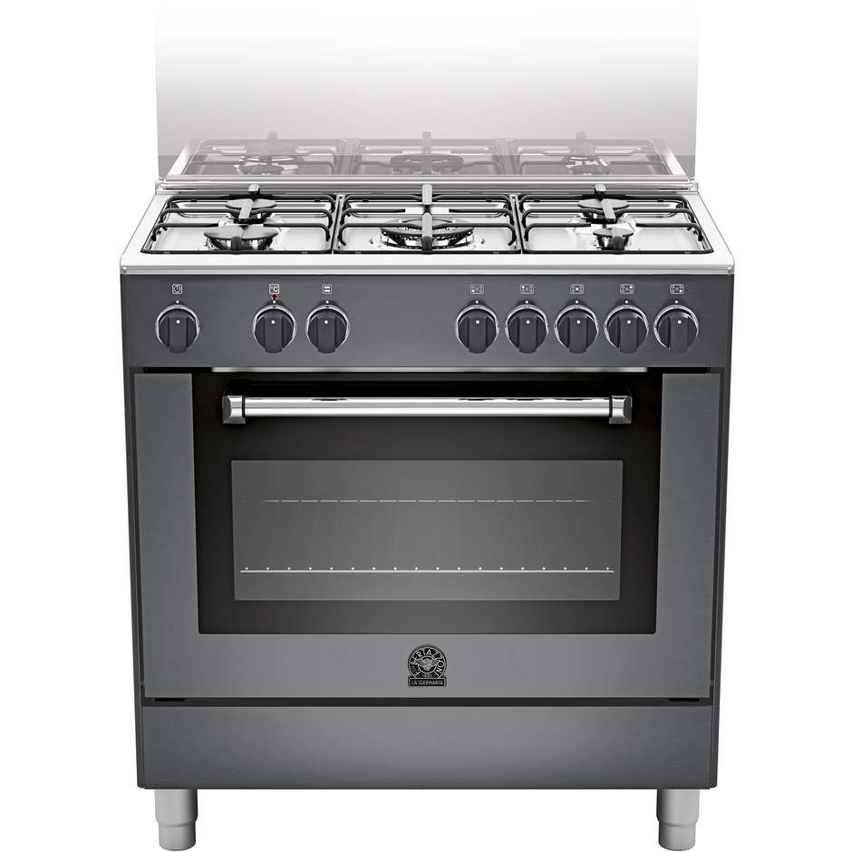 La germania amn805mfesnee cucina 80x50 5 fuochi a gas for Cucina 5 fuochi 70x60
