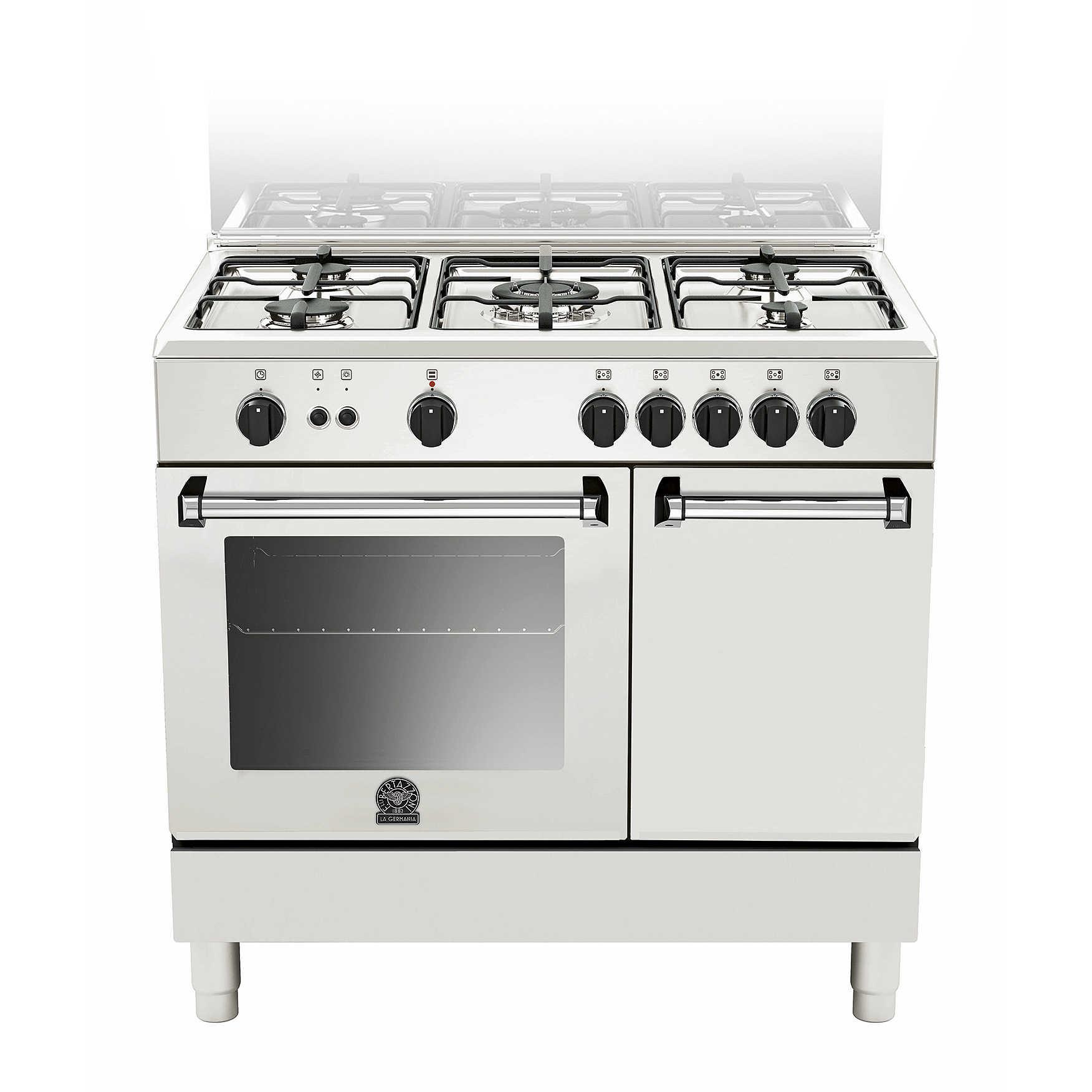 La germania amn905gevpwe cucina 90x60 5 fuochi a gas - La germania cucina ...