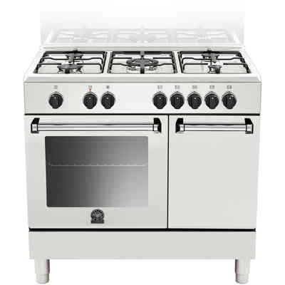 Cucina 5 fuochi vendita online cucine a gas 5 fuochi for Cucina 80x60 forno elettrico