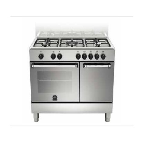 La germania amn905mfepxe cucina 90x60 5 fuochi a gas - La germania cucina ...