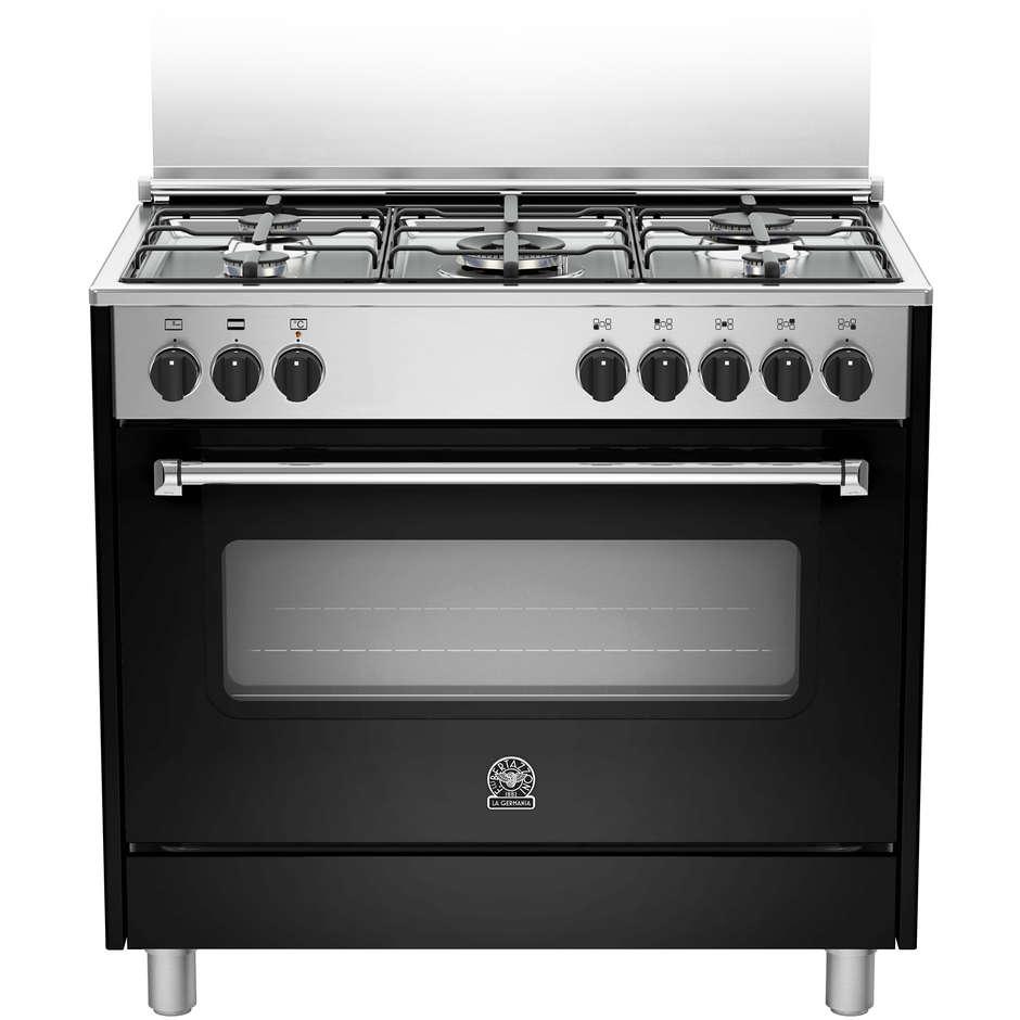 La germania amn905mfesnee cucina 90x60 5 fuochi a gas - La germania cucina ...