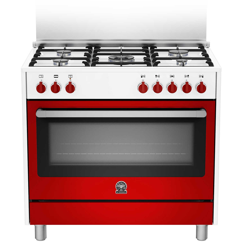 La germania prm905mfeswre serie prima cucina 5 fuochi a for Cucina 5 fuochi