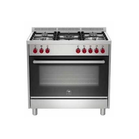 La germania prm905mfesxc serie prima cucina 5 fuochi a gas - La germania cucina ...