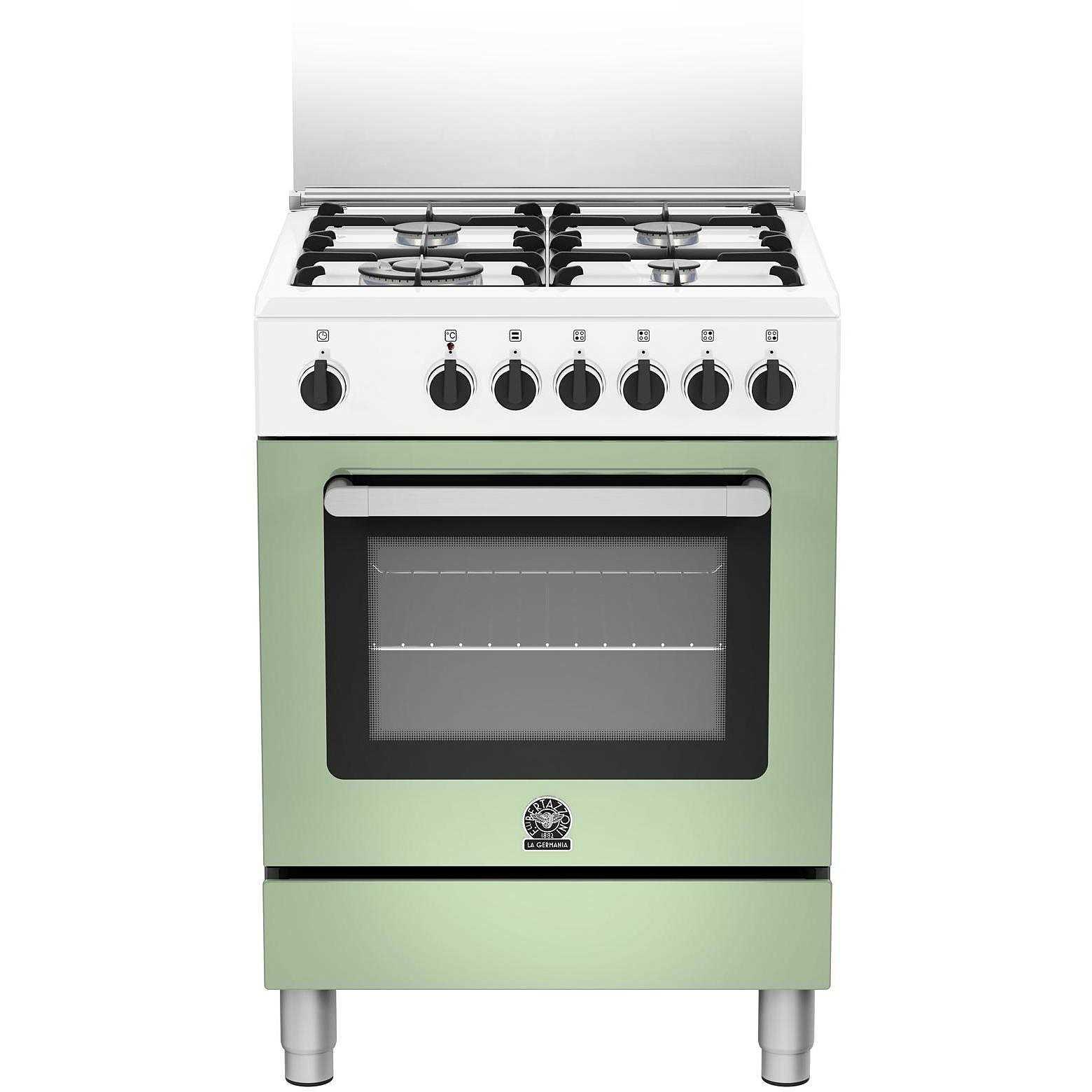 La germania ri64c61cwv cucina 60x60 4 fuochi a gas forno - La germania cucina ...