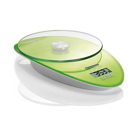 laica bilancia cucina verde ks1005e