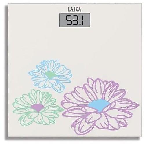 laica pesapersona fiori lilla