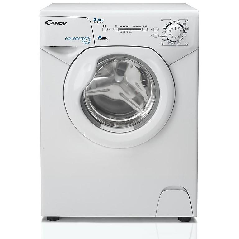 Lavatrice aqua 0835 1d-s aqua0835 candy sostituisce aq80f classe a 3,5 kg 800 giri